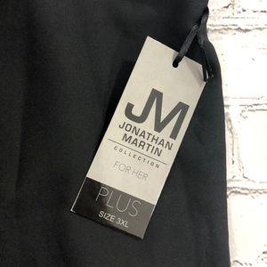 jonathan martin Tops - Jonathan Martin Collection Sleeveless Black Tank